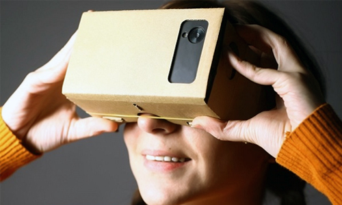 How to Develop a Virtual Reality Application for Cardboard?
