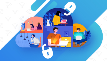 Digital Security for Remote Working